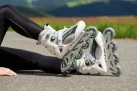 Jazda na rolkach - wymarzony sposób na odchudzanie?