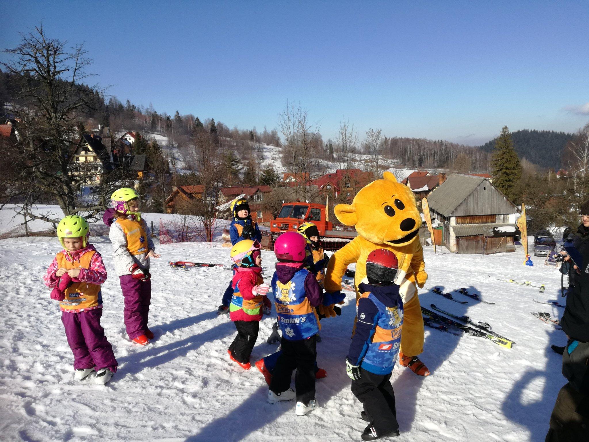 Szkółka narciarska dla dzieci w Korbielowie - odkryj jej uroki!